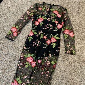 ASOS Dresses - Asos Floral Dress Size 4